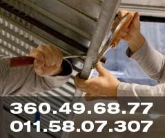 riparazione serrande torino